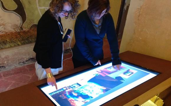 Al Fuorisalone la tecnologia è sostenibile grazie a Touch Screen Green