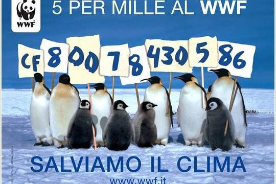 WWF lancia la campagna Riprenditi l'Energia