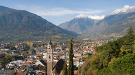 Vacanze green? La risposta  Merano