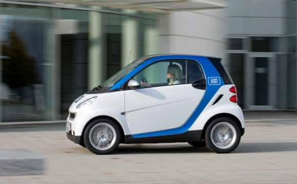Car2go accompagna i visitatori all'Artigiano in Fiera