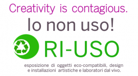 Io non uso, RI-USO. A Messina va in scena l'arte del riciclo