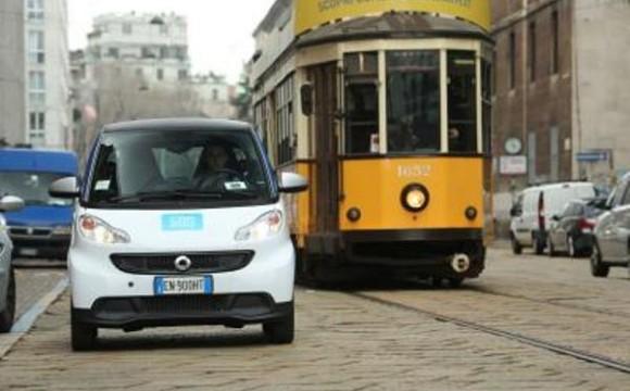 Car2go: grande successo per la mobilità sostenibile a Milano