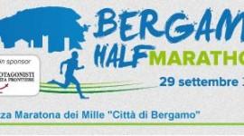 A Bergamo la Mezza Maratona corre eco