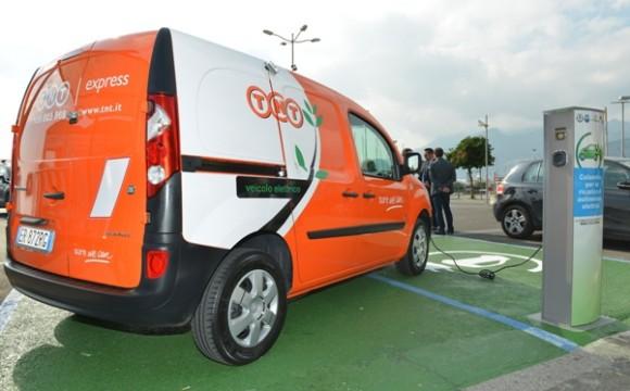 TNT: a Salerno le consegne sono a impatto zero