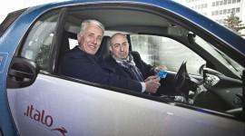 Debutta l'alleanza tra Car2go e Italo