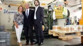 L'Europa premia la tecnologia italiana antispreco
