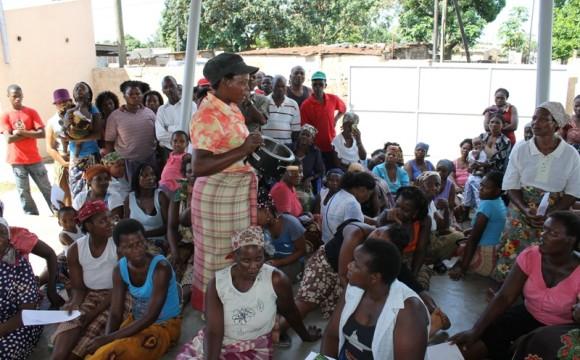 Un progetto di sostenibilità in Mozambico