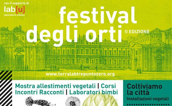 Festival degli orti alla Villa Reale di Monza
