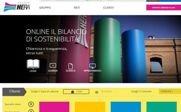 Responsabilità sociale delle imprese online: Hera al secondo posto in Italia
