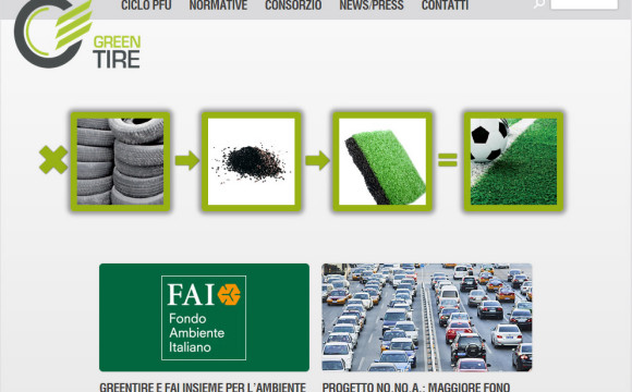 Greentire e FAI insieme per l'ambiente