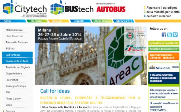 Innovazione per la mobilità milanese con Citytech