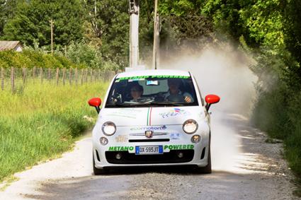 La 500 Abarth di Ecomotori.net vince il Campionato Italiano Energie Alternative