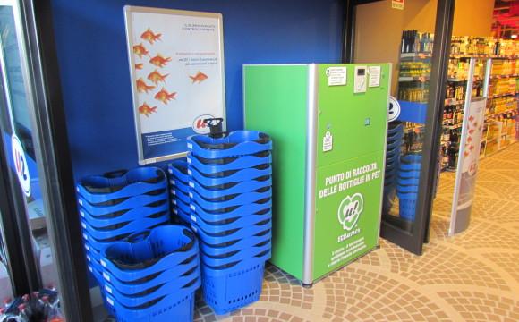 A Ecomondo la raccolta differenziata incentivante diventa smart