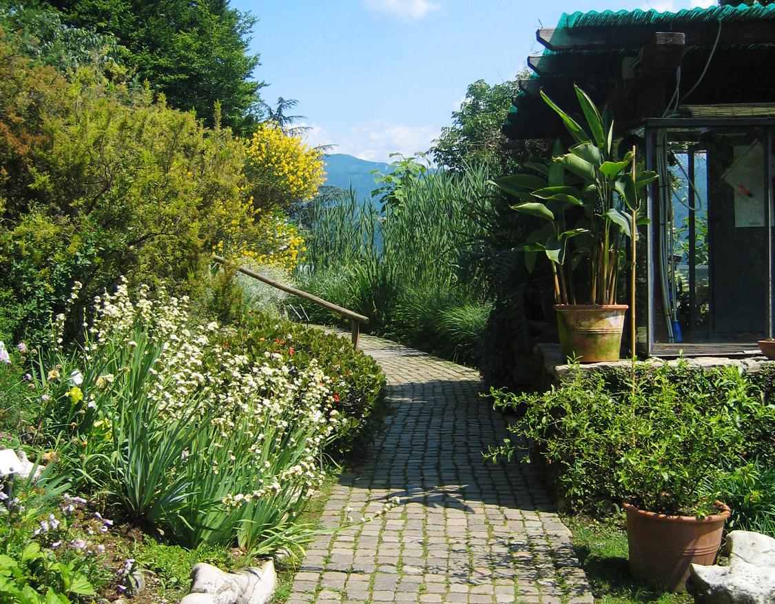 A bergamo si insegna a coltivare l 39 orto come strumento di for Giardino botanico milano