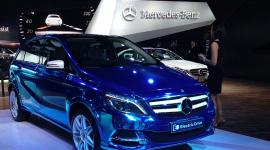 Auto elettriche Mercedes Benz
