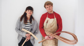 Along the Lines of Happiness: al Fuorisalone il legno prende vita