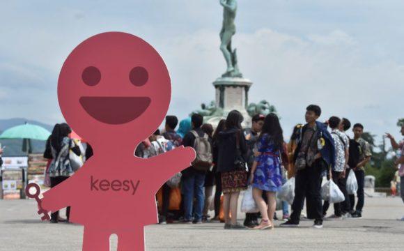 Con Keesy anche l'Host va in vacanza senza pensieri