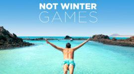 LE CANARIE CREANO I #NOTWINTER GAMES, I GIOCHI NON INVERNALI