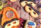 Da Decorì: i biscotti decorati diventano mascherine di Carnevale