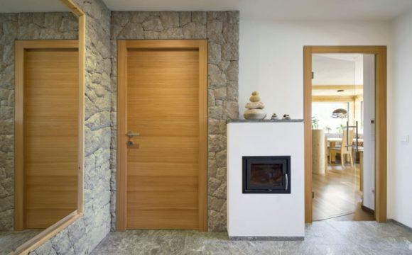 Chamonix: la porta più venduta di Rubner Porte