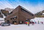 Rubner Objetktbau: una nuova cabinovia in simbiosi con le montagne a Selva di Val Gardena