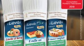 Decorì pluripremiato per la qualità dei suoi prodotti: arriva per la Linea Lieviti il riconoscimento della Federazione internazionale dei pasticceri