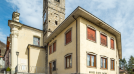 Numerose le iniziative culturali e artistiche da non perdere durante la stagione 2018 del Museo d'Arte Sacra di Scaria