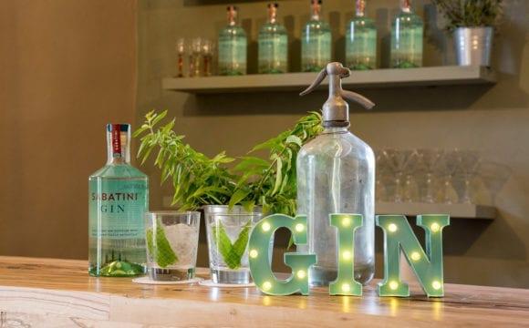 SABA COLLINS: il cocktail 'fai-da-te' al profumo di menta