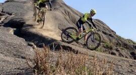 lo Scott Racing Team prova il tracciato MTB all'isola d'Elba