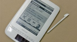eBook reader a energia solare