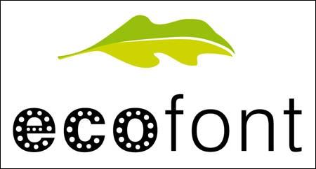 Scrivi un futuro più verde con Eco Font