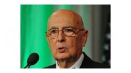 Napolitano, un presidente ecologista?