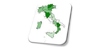 Le regioni più green d'Italia? Trentino, Basilicata e Friuli