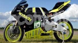 Superbike Ion Horse ad energia eolica, la vera rivoluzione nell'eco-mobilità