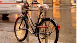 Il mondo è eco, in sella a una bicicletta.