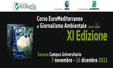Corso EuroMediterraneo di giornalismo ambientale