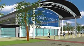 """Voli """"green"""" sull'aeroporto di Bournemouth"""