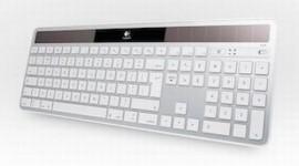 Anche il Mac ha la sua tastiera solare