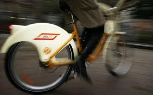 Buon compleanno BikeMi !