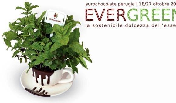 Eurochocolate 2013 tinge di verde la città di Perugia