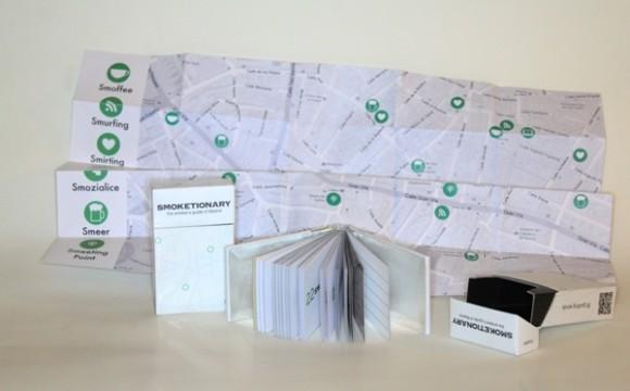 """Alla Triennale Lab in mostra le """"smoking area futuribili"""""""