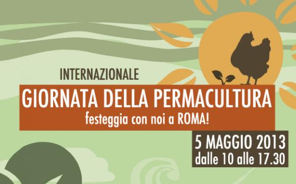 """5 Maggio – Giornata della """"Permacultura"""""""