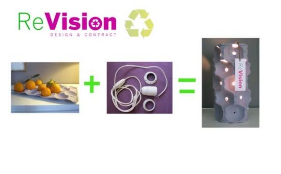 Re-Vision design, quando le creazioni incontrano l'eco-sostenibilità