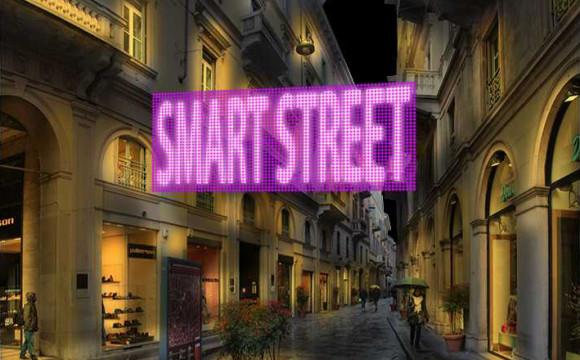 Spiga Smart Street illumina la moda rispettando l'ambiente