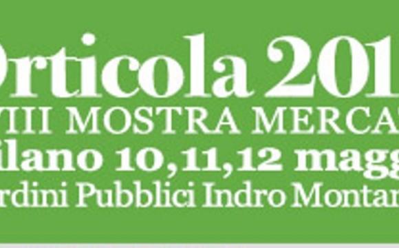 Orticola 2013: Milano si tinge di verde