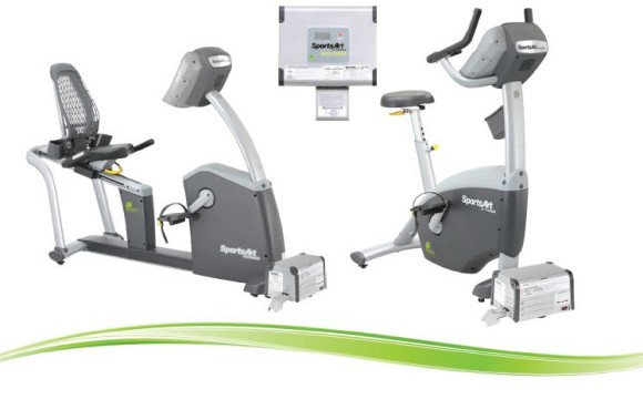 Biciclette Green System: l'energia si produce in palestra