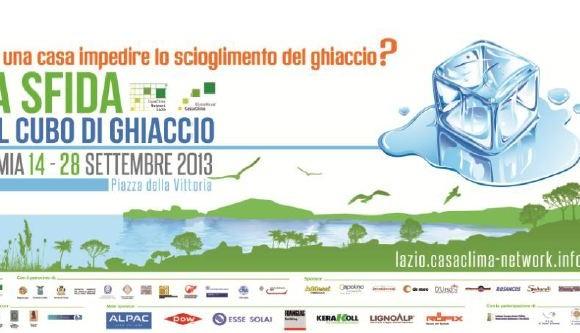 La sfida del cubo di ghiaccio: i vantaggi dell'alta efficienza in mostra a Formia