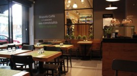 Biopolis Caffè: la colazione romana rispetta l'ambiente