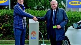 Ikea, BMW ed Enel per la mobilità elettrica