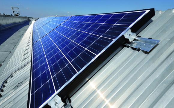 Magnetti Goldbeck, il fotovoltaico entra nel futuro